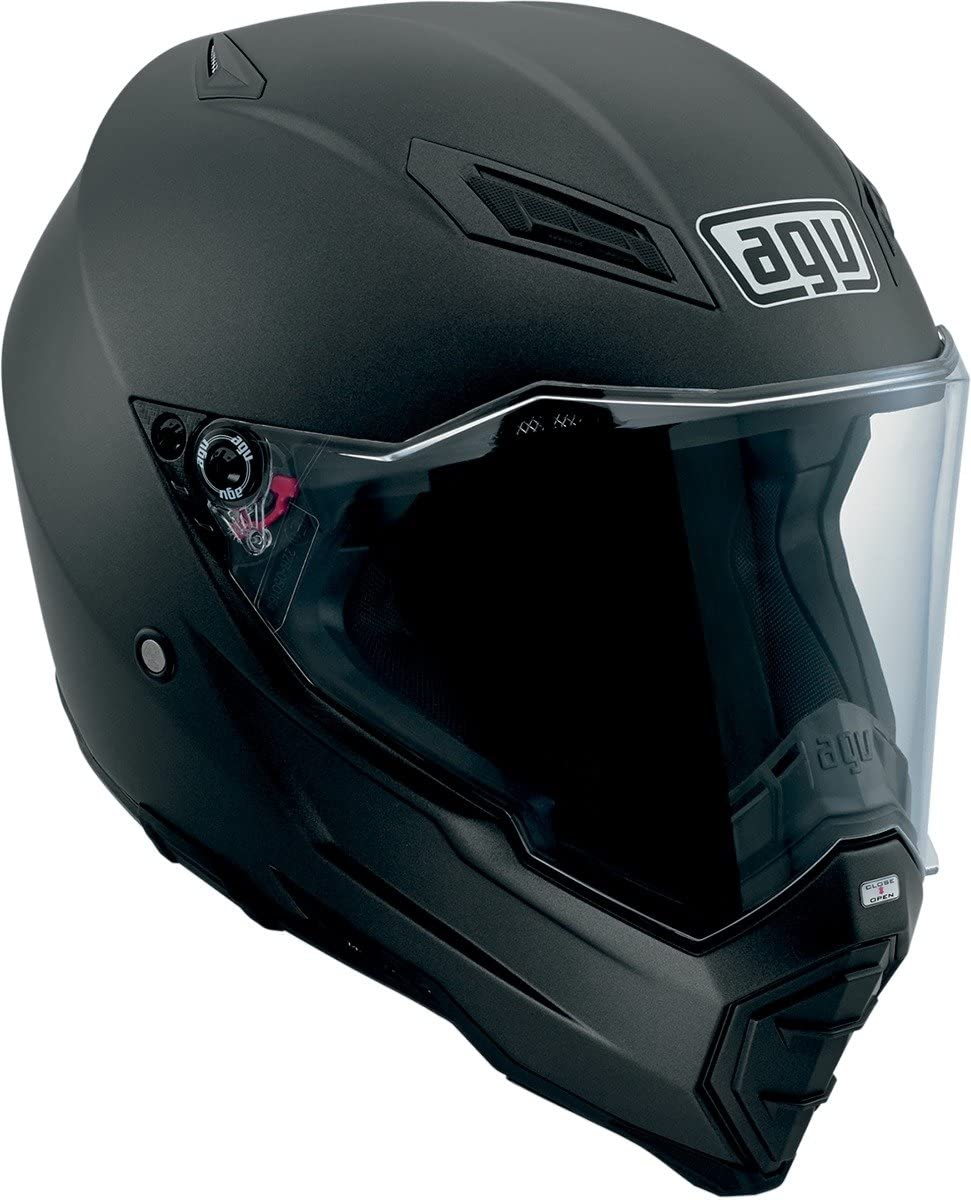 AGV AX-8 Dual Evo Helmet Review: On- and Off-Road Test