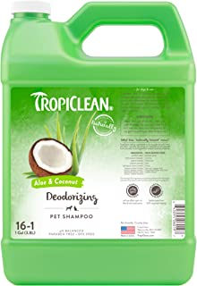 product image for TropiClean Shampoos for Pets, Made in USA - Naturally Derived Ingredients - Soap & Paraben Free - pH Balanced - Rich Lather - Fresh Fragrances