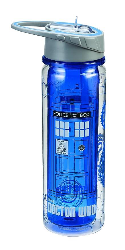 Vandor Doctor Who 18 Oz. Tritan Water Bottle (16075)