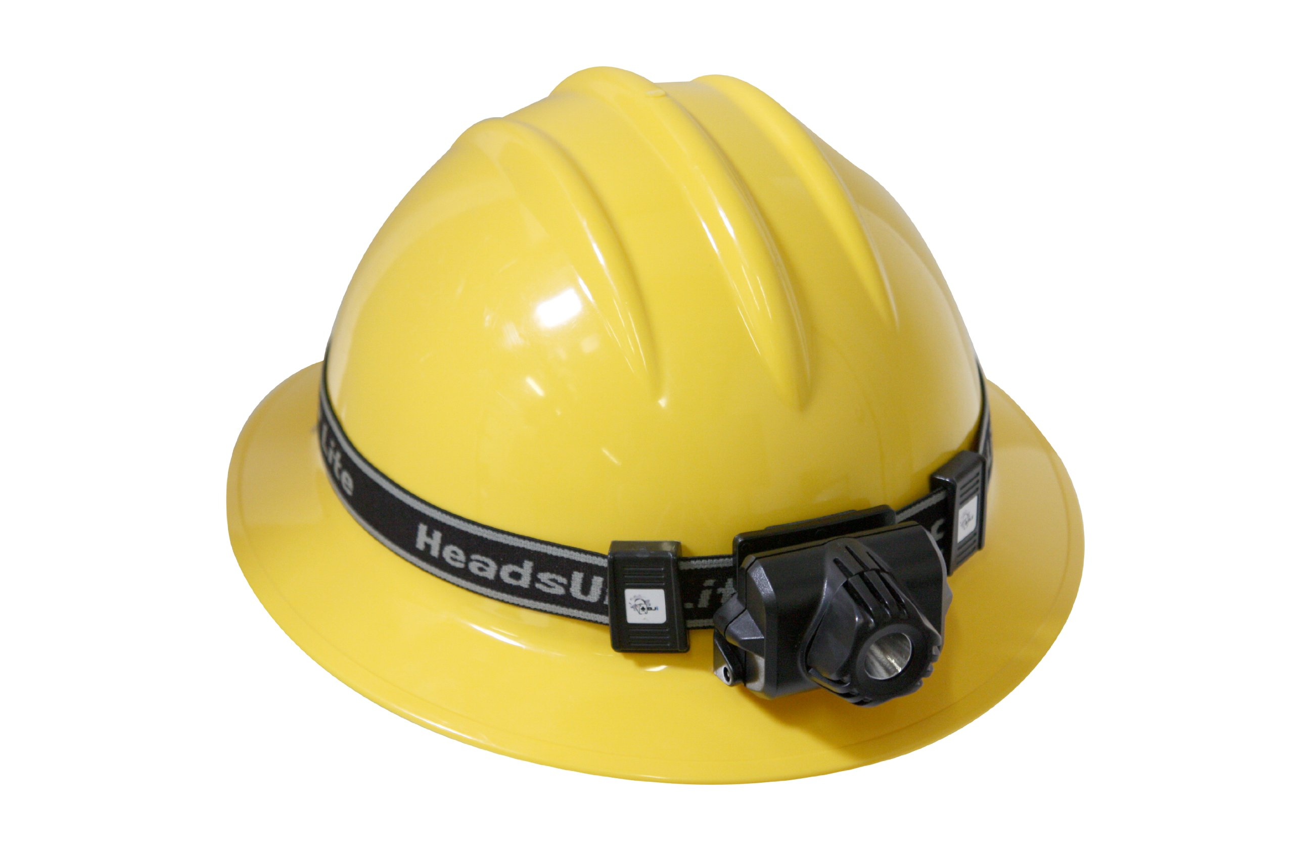 Blackjack Industrial BJi001 Hard Hat Clips for Headlamps and Lights | Fits all Hard Hats | Holds Lights and Straps Securely in Place | Utilities | Oil and Gas | Construction Workers (Pack of 4) by Blackjack Industrial (Image #6)