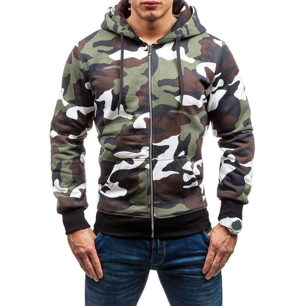 Amazon.com: PLENTOP 2019 Mens Sweatshirts, Sweater Men Quisilver,Mens Long Sleeve Camouflage Hoodie Hooded Sweatshirt Top Tee Outwear Blouse: Clothing