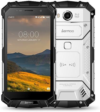 Smartphone Libre, Aermoo M1 Dual SIM Móviles y Smartphones Libres ...