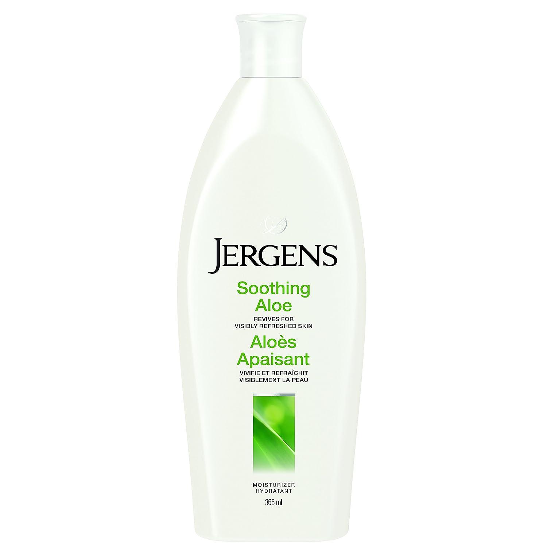 JERGENS Soothing Aloe Moisturizer, 775 ml Kao