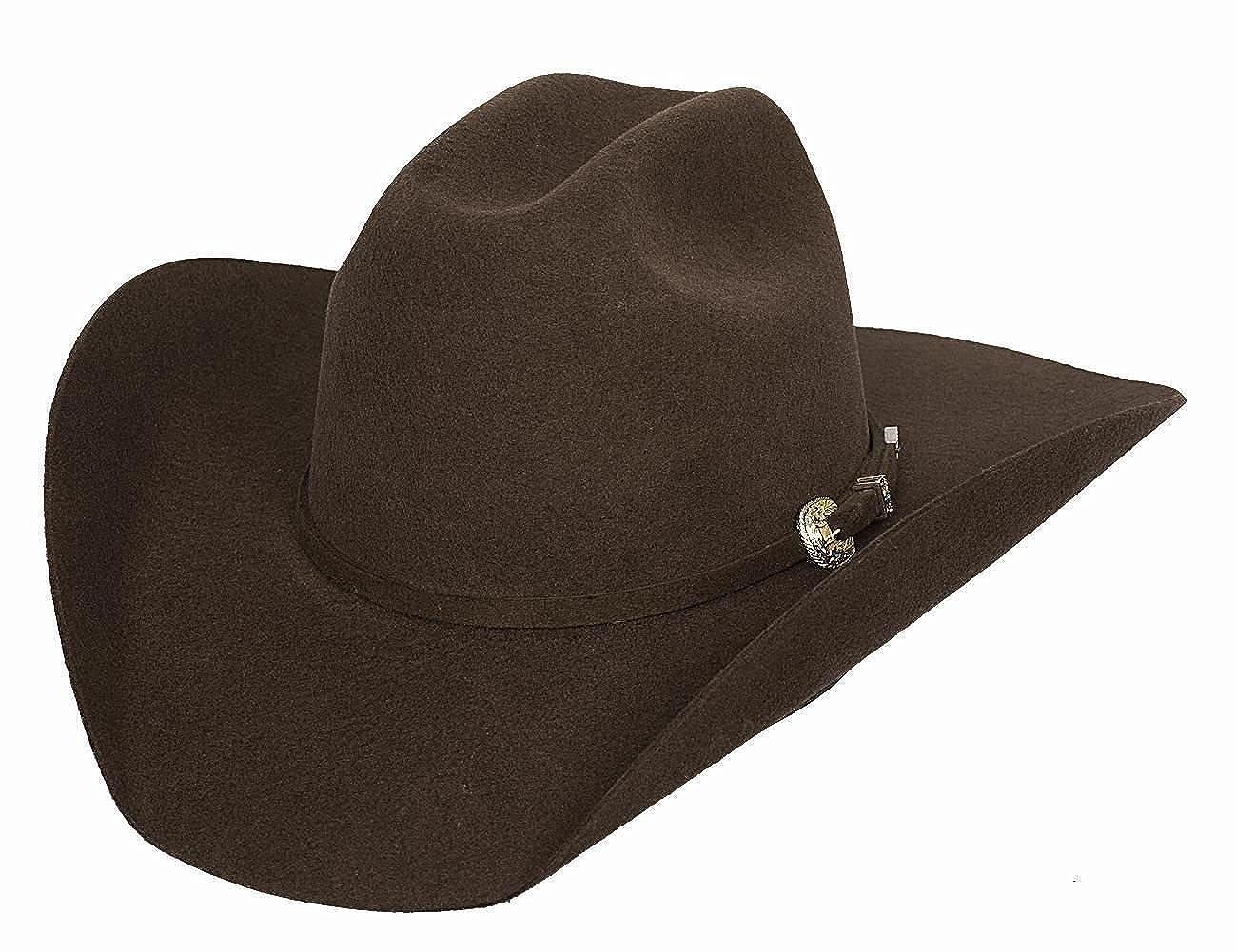 Bullhide Kingman 4X Traditional Western Felt Hat