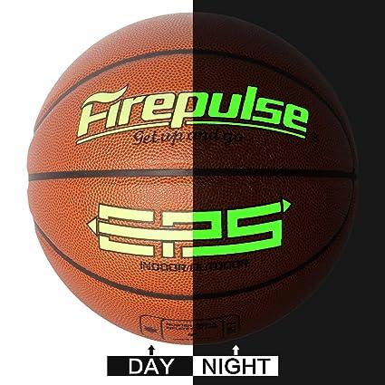 Amazon.com: Firepelse EPS - Balón de baloncesto, tamaño ...