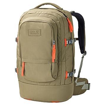 0c089b1cd37 Jack Wolfskin Railrider 40 Travel & Walking Robust 1200D Daypack Bag ...