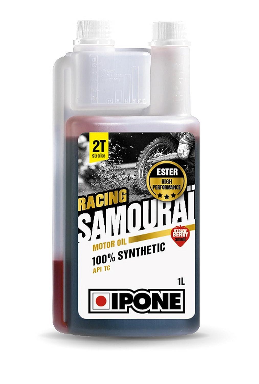 Ipone Samourai Racing - Aceite de Motor de 2 Tiempos, Rendimiento ...