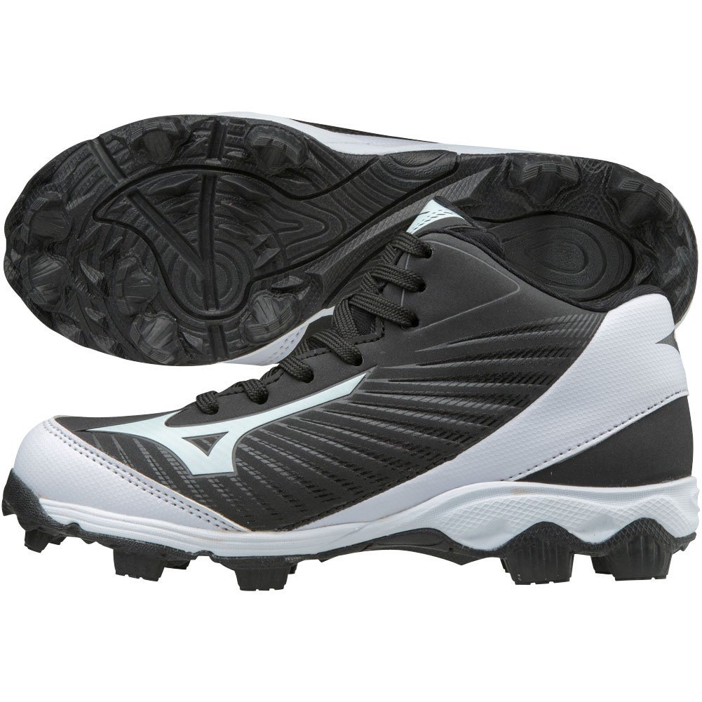 Mizuno 9Spike Advanced Franchise 9 Mid Kid's Shoes