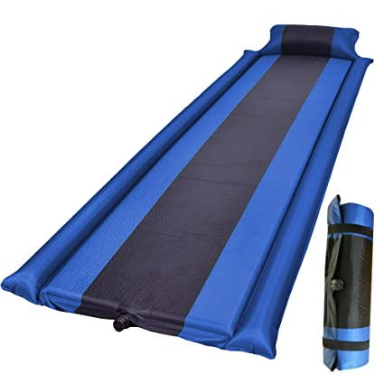 Amazon.com: VANCHOR Sleeping Pad - Ultra Light Waterproof ...