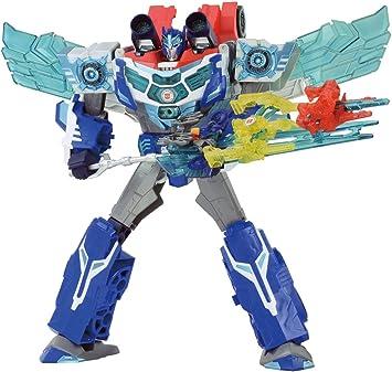 Transformers Adventure TAV61 - Juego de Accesorios para Disfraz de Dios Optimus Prime Micron: Amazon.es: Juguetes y juegos