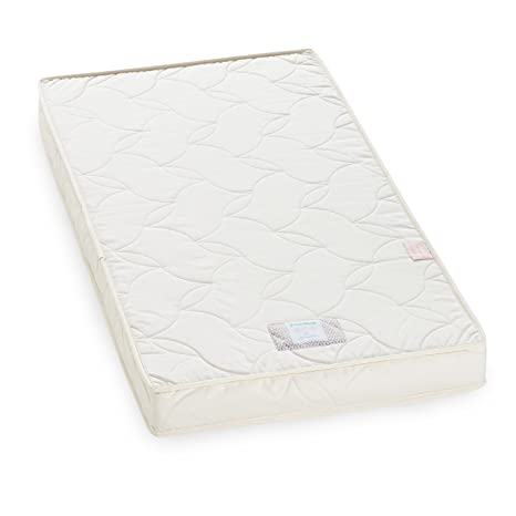 new style 1dfec 61e77 The Little Green Sheep Natural Twist Cot Bed Mattress (140 cm x 70 cm)
