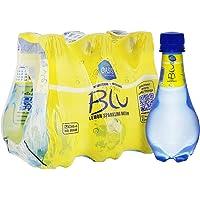 Oasis Blu Sparkling Lemon Water, 6 x 250 ml