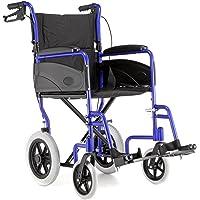 Dash Express ultraleichter faltbarer Rollstuhl mit hohen Griffen