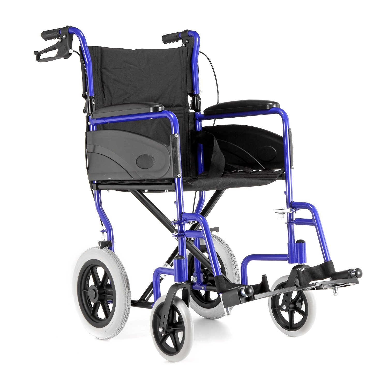 Dash Express Ultra Lightweight Folding Attendant Propelled Wheelchair  sc 1 st  Theramedic & Best Lightweight Manual Wheelchairs in UK 2018
