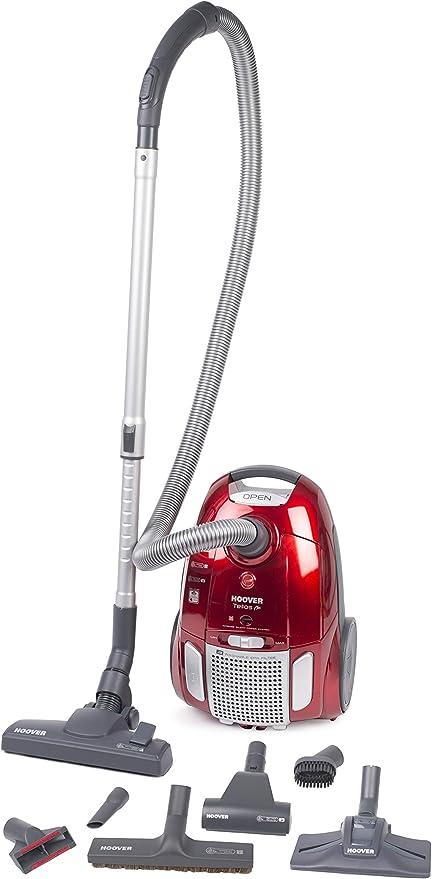 Hoover TE-75 - Aspiradora (700 W, A, 27 kWh, Aspiradora cilíndrica ...
