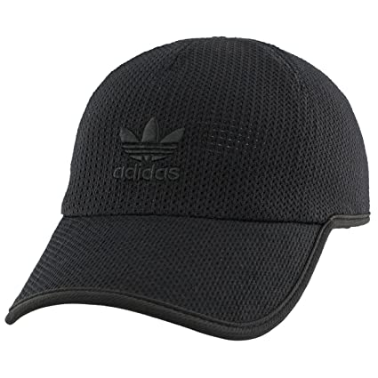 4772f0c1960 Amazon.com  adidas Men s Originals Primeknit Relaxed Strapback Cap ...