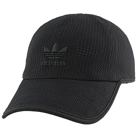 Amazon.com  adidas Men s Originals Primeknit Relaxed Strapback Cap ... 1b9d9c9d9743