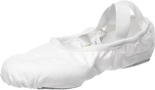 Stretch Canvas Ballet Shoe B Fit So Danca Womens Sd16 Regular