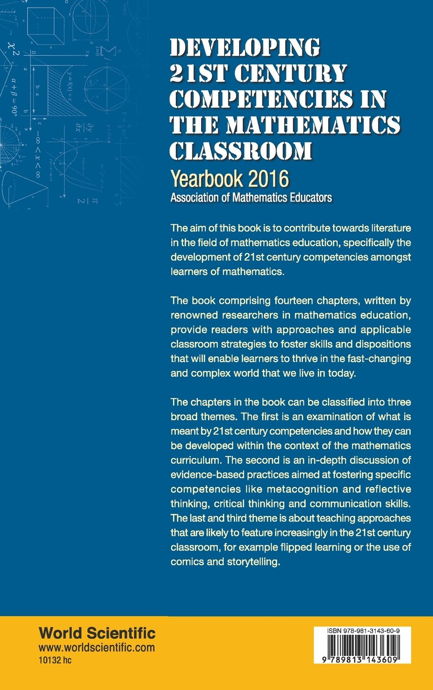 Developing 21st Century Competencies in the Mathematics Classroom ...