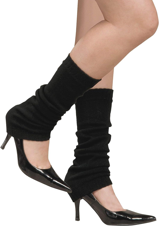 Black Leg Warmers -