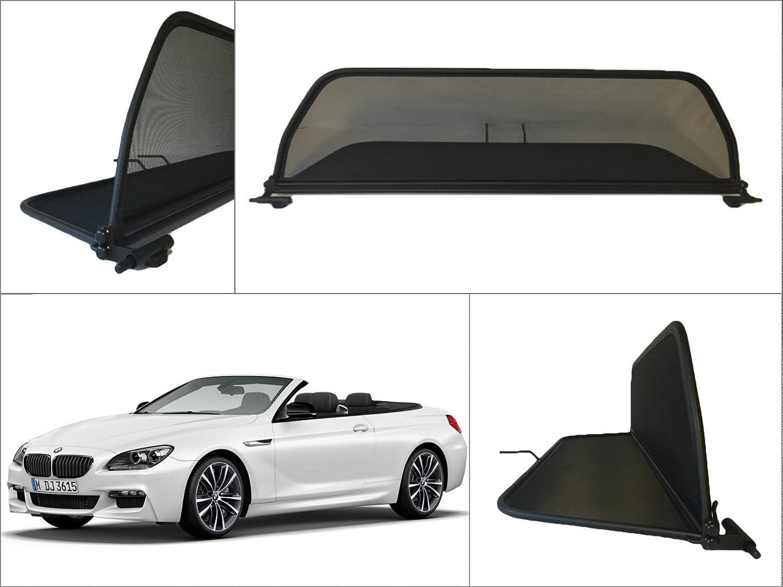mit Schnellverschluss NEUWARE Originalverpackt K /& R Windschott f/ür BMW 6 6er Typ F12 2011