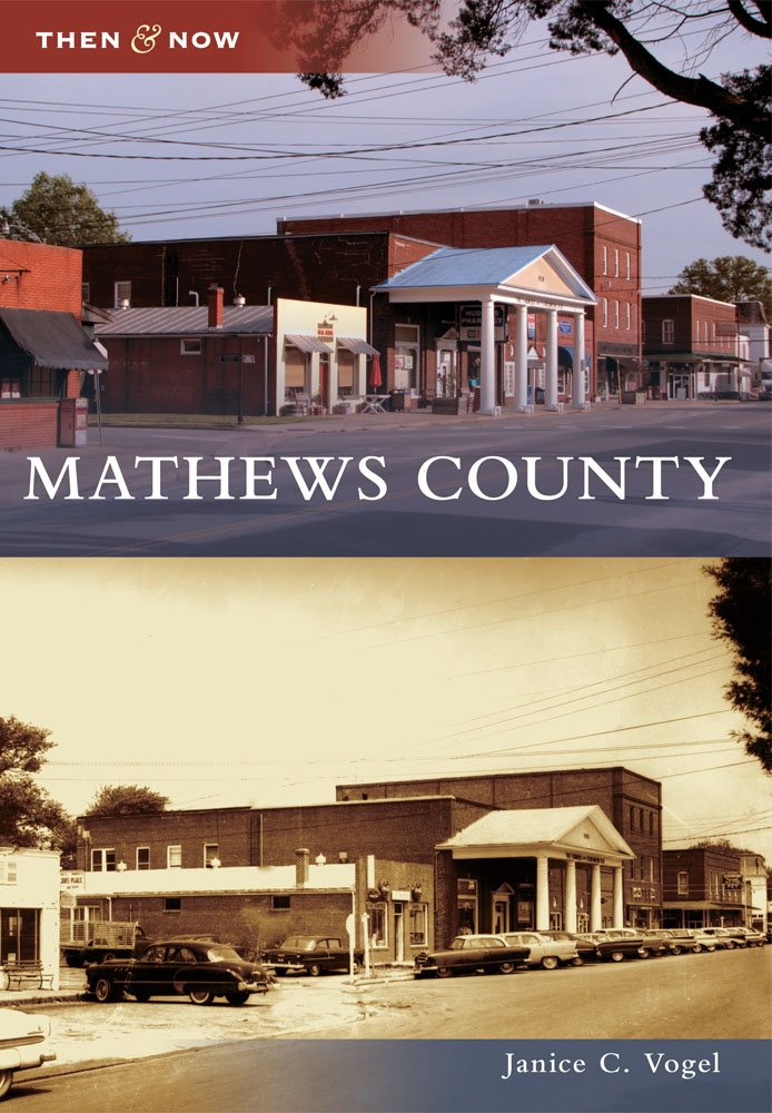 Download Mathews County (Then and Now) pdf