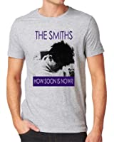The Smiths How Soon Is Now Men's Fashion Quality Heavyweight T-Shirt.