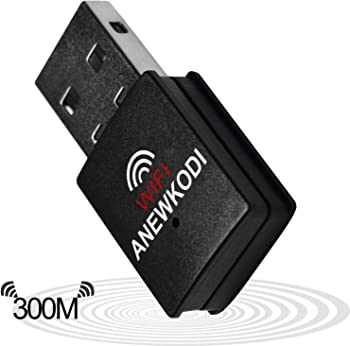 ANEWKODI 300M 2.4Ghz USB Wifi Dongle