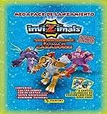 Invizimals–Megapack, Card Game, Multicoloured (Panini 002989SPE2)