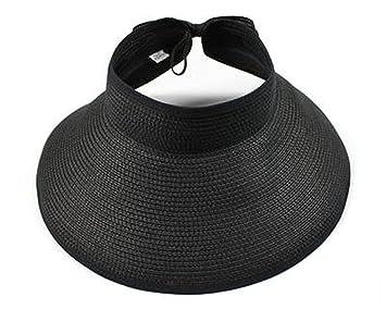 Barry picks Nice Summer Visors Cap Foldable Wide Large Brim Sun Hat Beach  Hats for Women 3e22c75db5ce