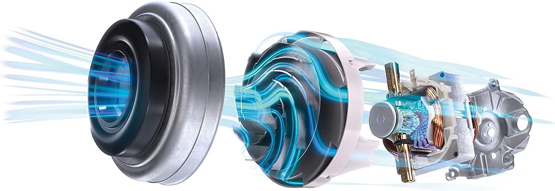 ProHygienic Aspirapolvere con Sacco Bosch BGBS4HYG1 Bianco