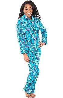 3f7d9755a Alexander Del Rossa Womens Flannel Pajamas