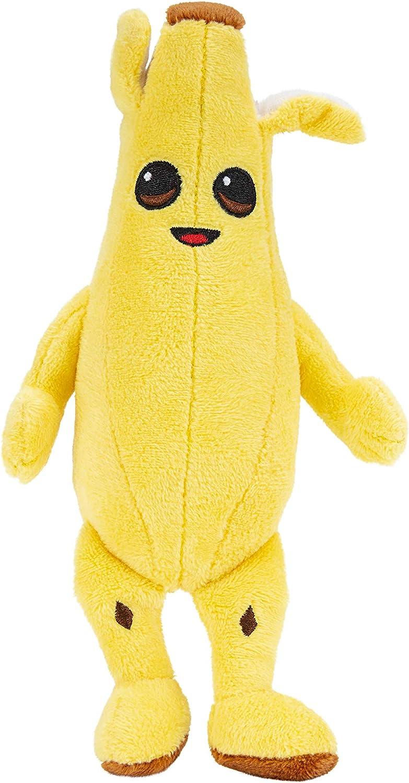 "FORTNITE Peely Nana Nana 8/"" Plush Soft Toy Epic Games Russ Toys UK RARE NEW 20cm"