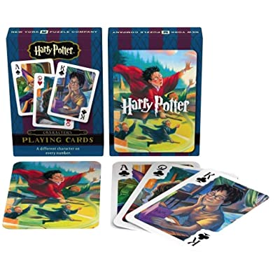 Harry Potter Characters Cards: Toys & Games