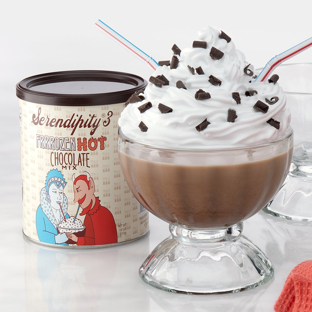 Amazon.com : Serendipity Frozen Hot Chocolate Party Gift Box (as ...