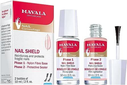 Mavala Switzerland Nail Shield 2X10Ml, 20 ml
