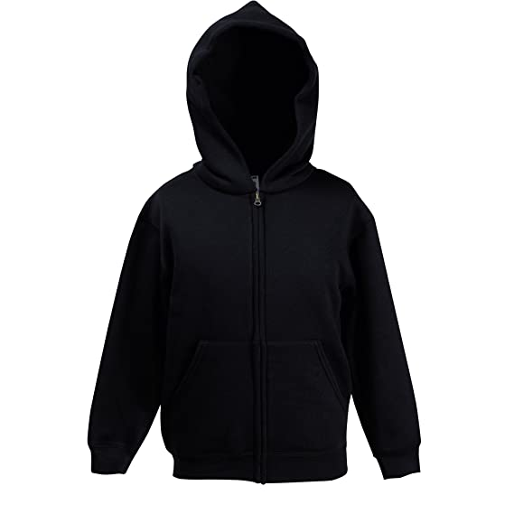 Amazon.com: Fruit of the Loom Kids Unisex Premium 70/30 Hooded Sweatshirt/Hoodie: Clothing