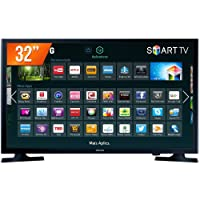 Smart TV Led 32'', Samsung HG32NE595JGXZD, Preto
