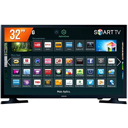 3aafb9315 Smart TV Led 32