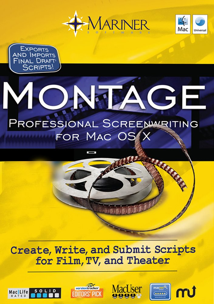 Montage [Download] by Mariner Software
