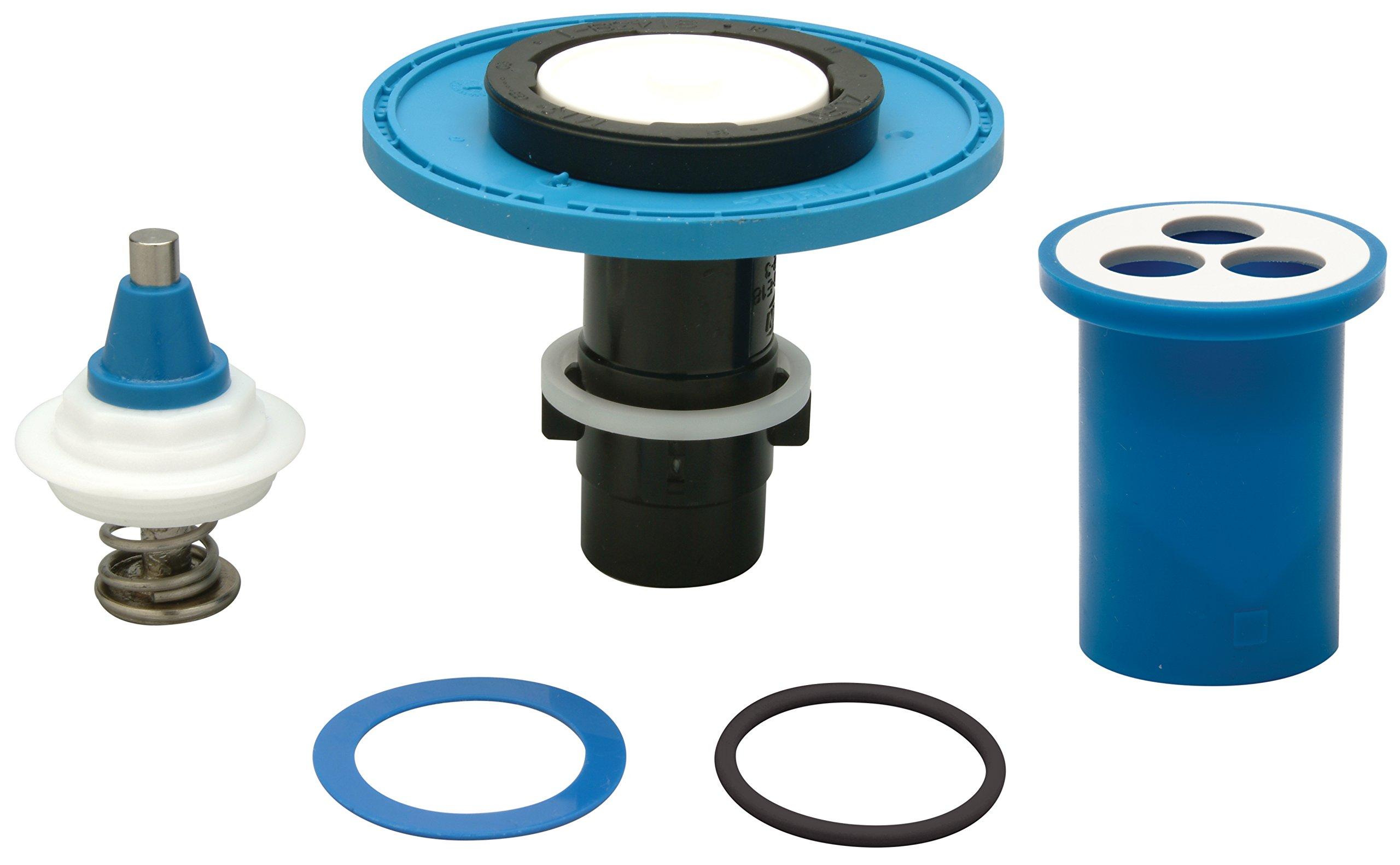 Zurn AquaVantage Closet Rebuild Kit, P6000-ECA-WS-RK, 3.5 gpf, Crosses To Sloan A-1102-A, Diaphragm Rebuild Kit