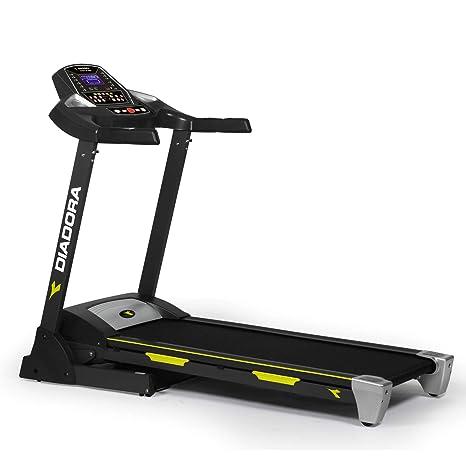 Diadora Fitness Tapis roulant Radio 45 PRO  Amazon.it  Sport e tempo ... 78600a94db1