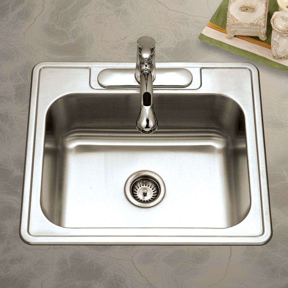 Houzer Topmount Kitchen Sink