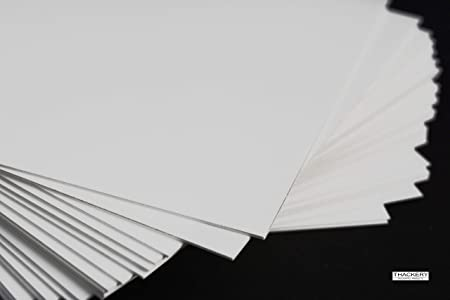 AS1-85 Fully Fired Ceramic Substrate Sheet Alumina 96/% .060 Thick X 4 1//2 X 4 1//2