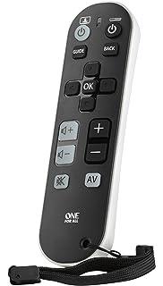 Geemarc TV15 - Mando a Distancia Universal con 14 Botones programables (Requiere Mando a Distancia Original para emparejamiento), Color Negro: Amazon.es: Electrónica