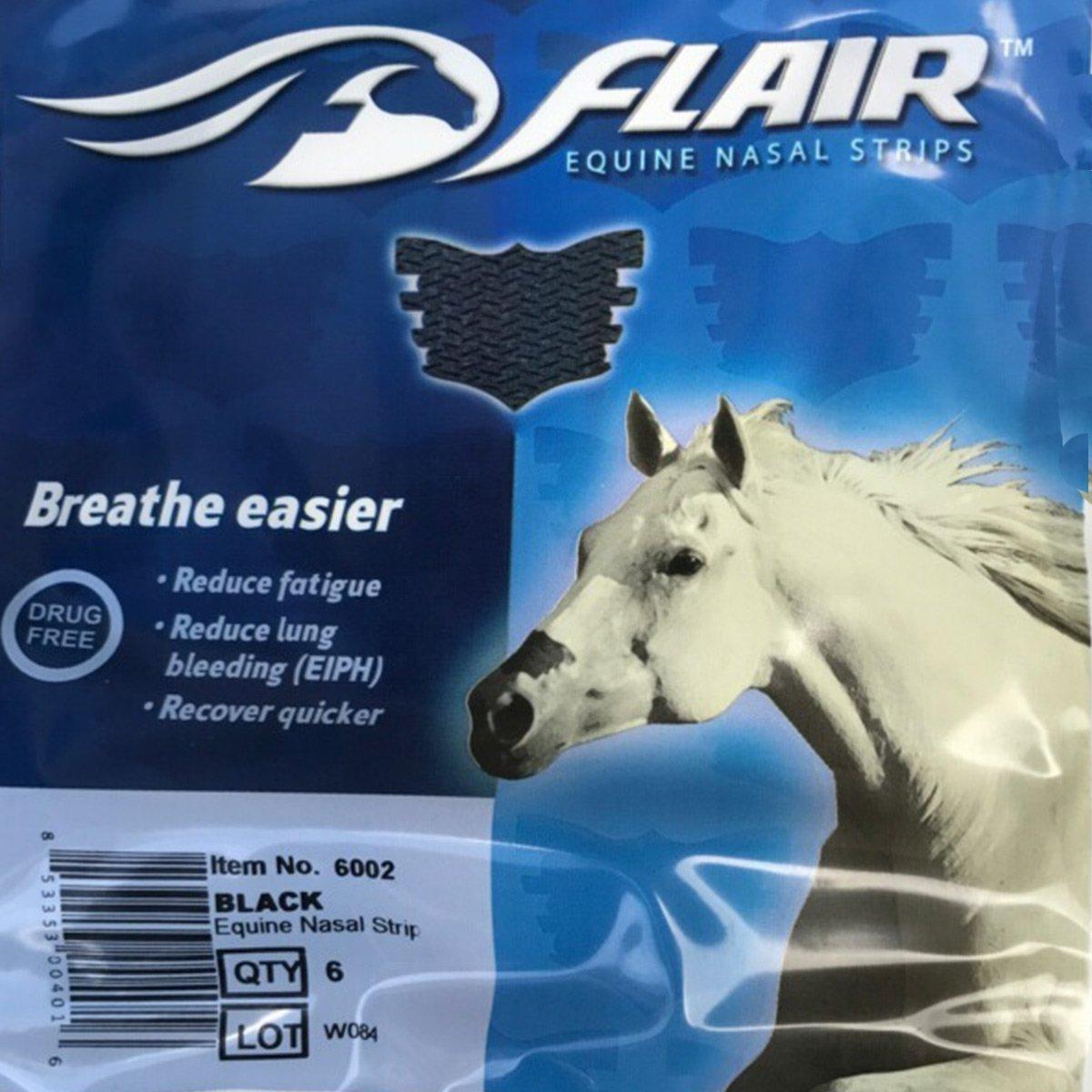 Flair Equine Nasal Strips Equine Nasal Strip Value Pack