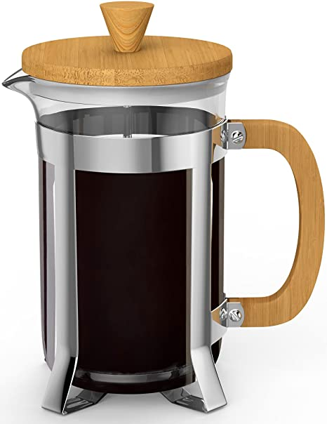 Amazon.com: Vremi French Press - Cafetera de 8 tazas de ...