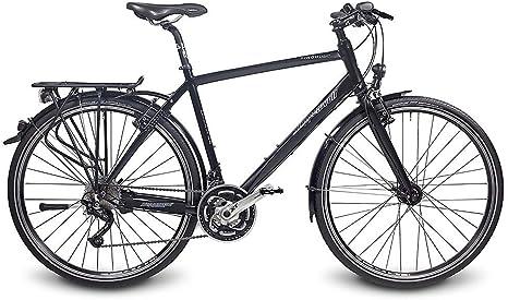 71.12 cm ALU SHIMANO bicicleta de trekking para hombre ...