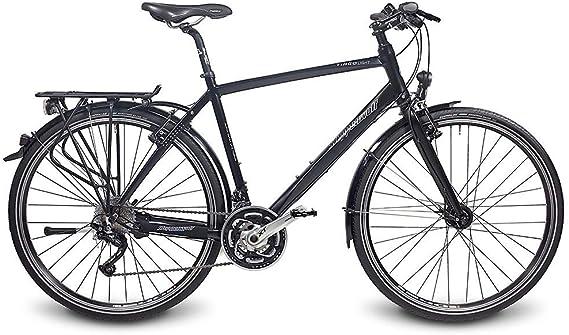 71.12 cm ALU SHIMANO bicicleta de trekking para hombre Steppenwolf ...