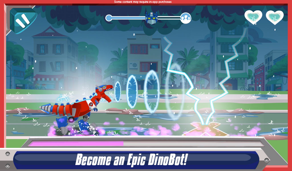 Transformers Rescue Bots : Disaster Dash - Import It All